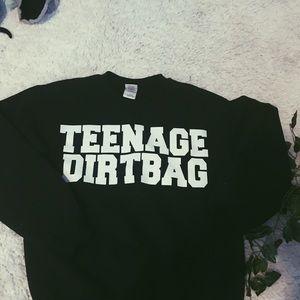Teenage Dirtbag Sweatshirt <3
